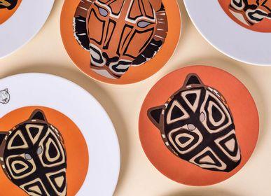 Formal plates - Plates ORURI - ETHIC & TROPIC CORINNE BALLY
