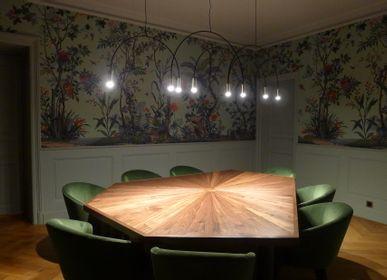 Tables Salle à Manger - TABLE sur mesure - QC FLOORS