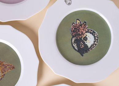 Formal plates - Plates PACHANGA - ETHIC & TROPIC CORINNE BALLY