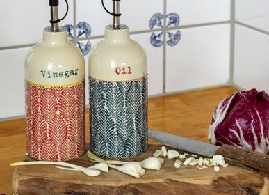 Kitchen utensils - Vinegar & Oil Bottle MIX'N'MATCH - TRANQUILLO