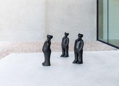 Sculptures, statuettes et miniatures - objet décoratif The Visitor 120 - GARDECO
