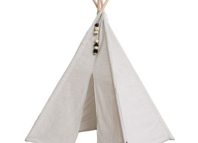 Toys - PLAY TENT small - A little hideaway with a secret doorway to the world of imagination. - OOH NOO