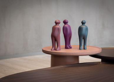 Objets design - Sculpture Le visiteur  - GARDECO