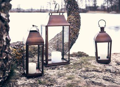 Accessoires de déco extérieure - CLINTON Lanterne - AFFARI OF SWEDEN
