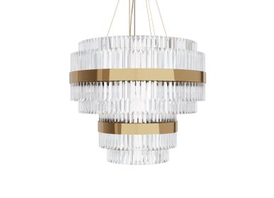 Hanging lights - Liberty Round - LUXXU MODERN DESIGN & LIVING