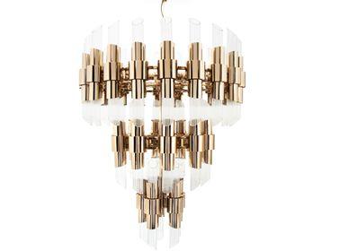 Hanging lights - Tycho Chandelier - LUXXU MODERN DESIGN & LIVING