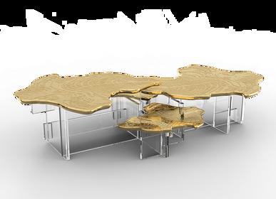Tables basses - TABLE CENTRALE MONET - BOCA DO LOBO
