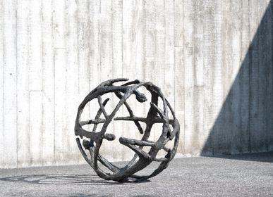 Sculptures, statuettes et miniatures - sculpture À tweeter - GARDECO