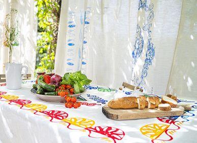 Table cloths -  Carretto Tablecloth  - COLORI DEL SOLE