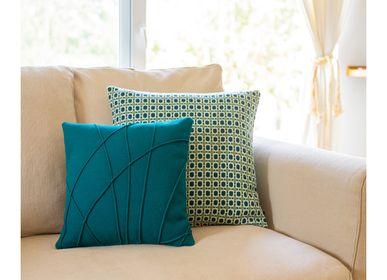 Fabric cushions - Algas Cushion - BUREL FACTORY
