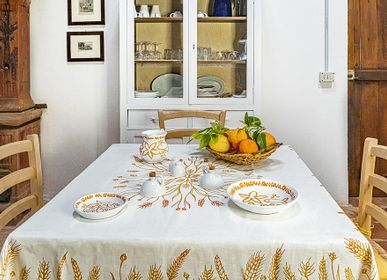 Kitchens furniture - Spighe tablecloth - COLORI DEL SOLE