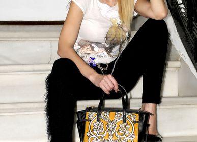 Bags and totes - Leather Tote Bag Medina - MERYAN