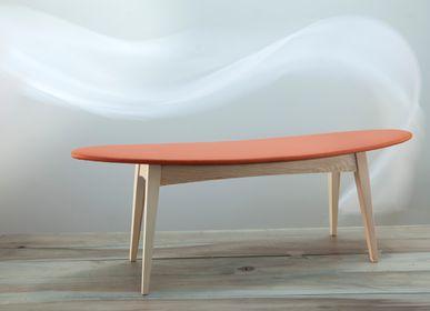 Benches - bench SURF - VAN DEN HEEDE-FURNITURE-ART-DESIGN