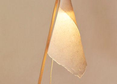 Lampes à poser - lampes nomade IBIZA  - VAN DEN HEEDE-FURNITURE-ART-DESIGN