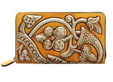 Leather goods - Leather Billfold Medina - MERYAN