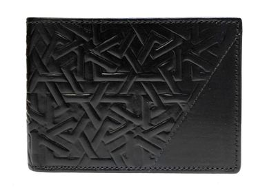 Leather goods - Leather American Wallet Nazari - MERYAN