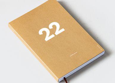 Papeterie bureau - AGENDA HEBDOMADAIRE 2022 (FORMAT A4 ET A5) - OCTAGON DESIGN