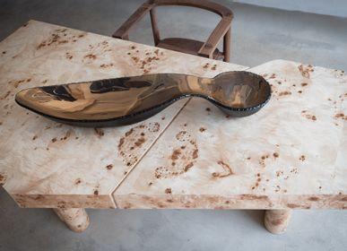 Verre d'art - Centre de Table Purunga - GARDECO
