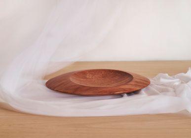 Plats et saladiers -  centre de table, plat à fruits  ESPACE - VAN DEN HEEDE-FURNITURE-ART-DESIGN