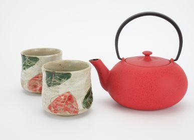 Tasses et mugs - THEIERE EN FONTE JAPONAISE  WAZUQU - JAPAN DESIGN BVBA