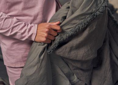 Bed linens - Duvet Cover Linen/Cotton Palamós - MIKMAX BARCELONA