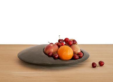 Plats et saladiers - plat à fruits l´ESPACE - VAN DEN HEEDE-FURNITURE-ART-DESIGN