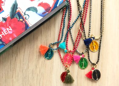 Bijoux - Collier Lucky Bubbles Mary - LITCHI