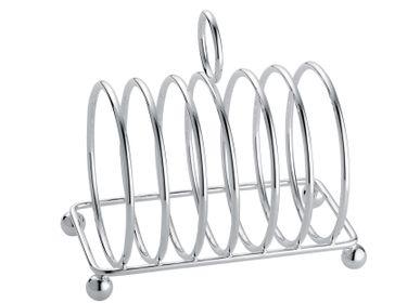 Goldsmithing - Latitude - Toast rack 6 slices - ERCUIS