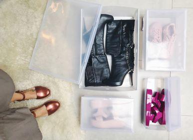 Storage boxes - STORAGE BOX FOR SHOES - DELLO