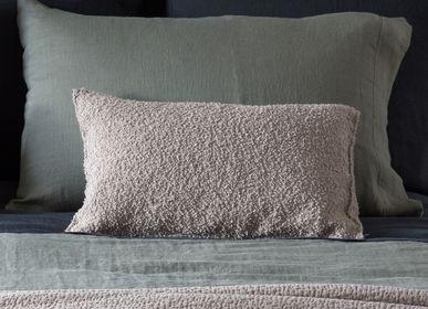 "Fabric cushions - Cushions ""Bouclette"" - LISSOY"