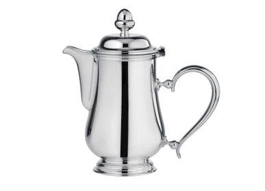 Goldsmithing -  Rencontre - Coffee pot - ERCUIS