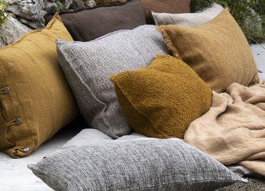 "Fabric cushions - Cushions ""Twist"" - LISSOY"