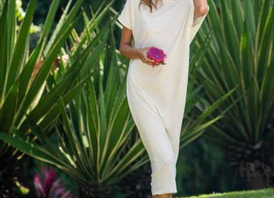 Apparel - OVERSIZED COSY DRESS - MON ANGE LOUISE