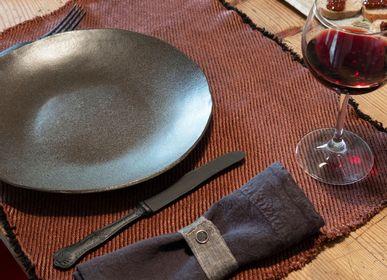 """Linge de table textile - Sets de table """"Marque des Marchands"""" - LISSOY"""