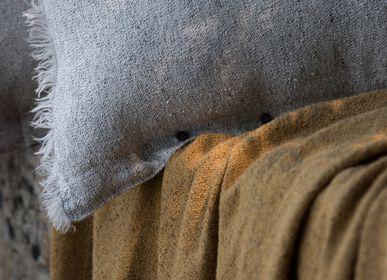 Fabric cushions - ** new** Hemp Cushions - LISSOY