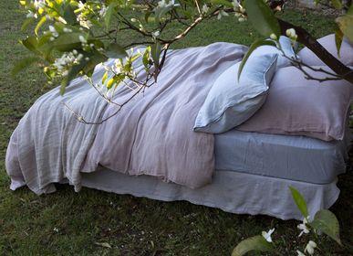 Bed linens - 100% Vegetable Dye Duvet Covers  - LISSOY