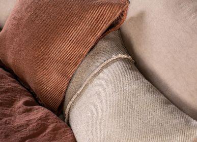 "Fabric cushions - Cushions ""Marques des Marques"" - LISSOY"