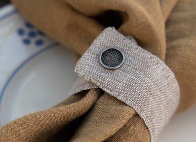 Linge de table textile - Serviettes Toile de Lin - LISSOY