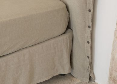 Bed linens - Linen Fitted Sheet - LISSOY