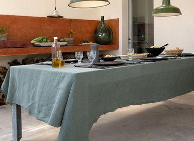 Linge de table textile - Nappes Toile de Lin - LISSOY