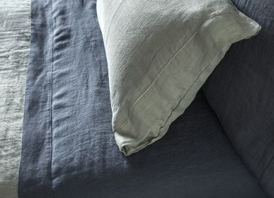 Bed linens - Linen Satin Pillowcases - LISSOY