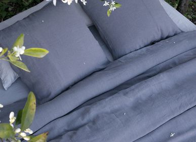 Bed linens - Vegetable Dyes Pillowcases - LISSOY