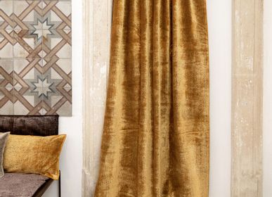 Curtains and window coverings - Velvet Curtains - LISSOY