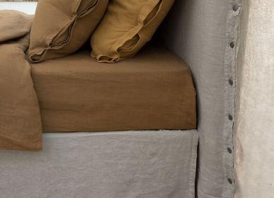 Linge de lit - Tête de lit et sa housse Toile de lin - LISSOY