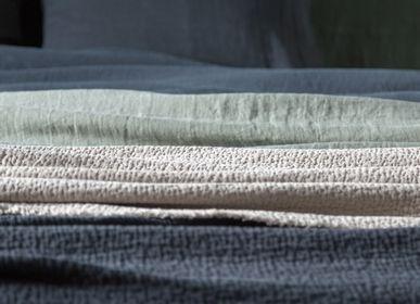 Throw blankets - Cantabria cotton plaids  - LISSOY