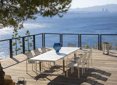 Tables de jardin - Table extensible BASTINGAGE - LES JARDINS