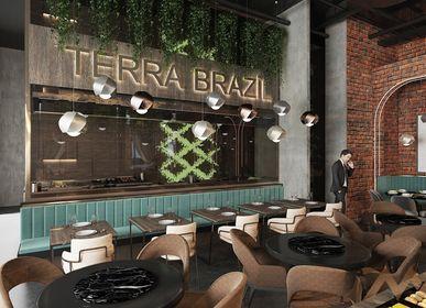 Autres tables  - Table Restaurant Angleterre Tera Brazil - MASS INTERIOR DESIGN&FURNITURE