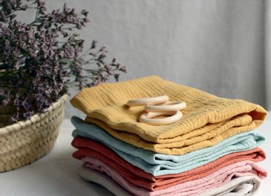 Gifts - Organic cotton muslin swaddle - APUNT BARCELONA