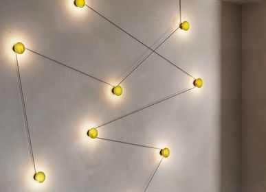 Design objects - Azou wall lamp - KUNDALINI