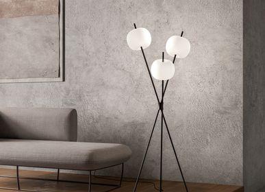 Floor lamps - Kushi floor lamp - KUNDALINI